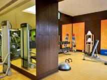 Courtyard by Marriott Mumbai International Airport: fitness room