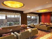 Courtyard by Marriott Mumbai International Airport: executive lounge