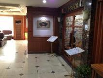 Central Hotel: lobby