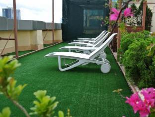 Stanford Hillview Hotel Hong Kong - Trädgård