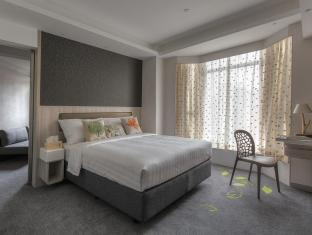 Stanford Hillview Hotel Hong Kong - Konuk Odası