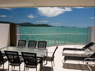 At Marina Shores Hotel Whitsunday Islands - Balkon/Teras