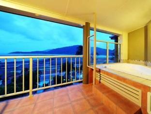 At Boathaven Spa Resort Whitsunday Islands - Balkon/Terrasse