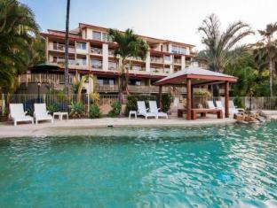 At Boathaven Spa Resort Whitsunday Islands - Hotel Aussenansicht