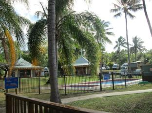 Nomads Airlie Beach Hotel Whitsunday Islands - Jardim