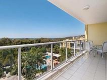Seachange Coolum Beach Hotel: balcony/terrace