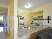 Diamond Sands Resort: kitchen