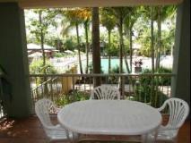 Diamond Sands Resort: balcony/terrace