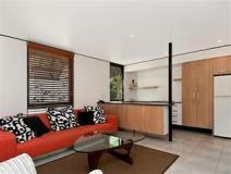 The Hastings Beach Houses: interior