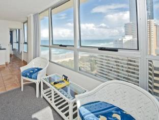 Chateau Beachside Resort Gold Coast - View