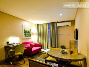 Best Western Plus Antel Hotel Manila - With pull-out sofa bed