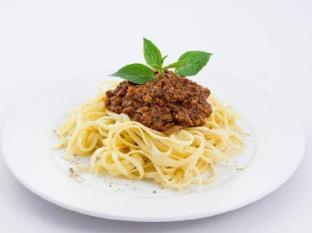 Hang Neak Hotel Phnom Penh - Spaghetti bolognaise