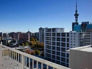 Bianco off Queen - Serviced Apartments Auckland - Balcony/Terrace