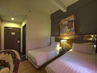 Arenaa Deluxe Hotel Malacca - Deluxe Twin