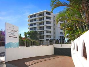 Spindrift on the Beach Apartments Gold Coast - Entrance
