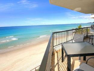 Spindrift on the Beach Apartments Gold Coast - View