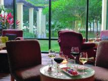 Grand Coloane Resort: coffee shop/cafe