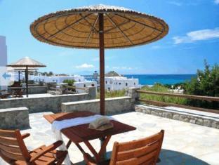 Pelagos Studios Mykonos - Balcony/Terrace