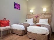 Comfort Kamer met Tweepersoonsbed of 2 aparte Bedden