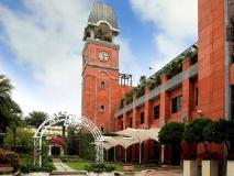 Grand Victoria Hotel: garden