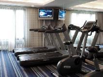 Grand Victoria Hotel: fitness room