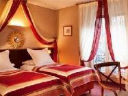 Kamer met 2 aparte bedden