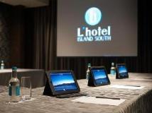 L'hotel Island South: meeting room