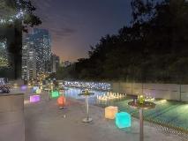 L'hotel Island South: swimming pool