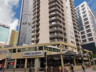 Abbey on Roma Apartments Brisbane - Interiér hotelu