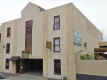 City East Motel: exterior