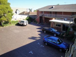 Footscray Motor Inn Melbourne - Carpark