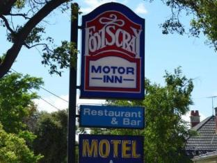 Footscray Motor Inn Melbourne - Signage