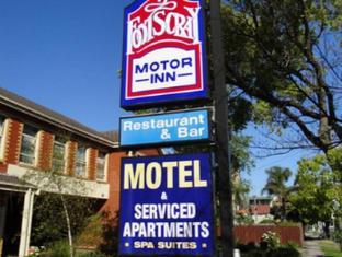 Footscray Motor Inn Melbourne - Entrance