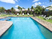Motel Marengo: swimming pool
