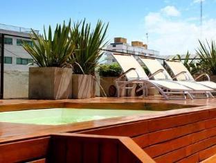 Azur Real Hotel Boutique Cordoba - Balcony/Terrace