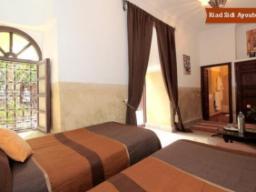 Almoravide Twin Room