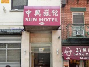 The SunBright Hotel