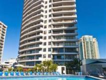 Surfers International Apartments Resort: exterior