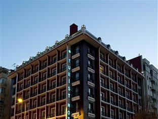 Turist Hotel Ankara - Otelin dis gorunumu