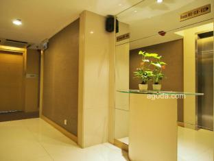 Hotel Benito Hong Kong - Interior do Hotel