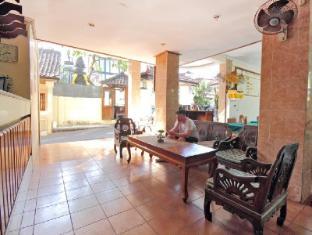 马哈莫莎爱之栈酒店 巴厘岛 - 大厅