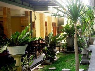 サヤン マハ メルタ ホテル バリ島 - ガーデン