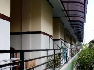 马哈莫莎爱之栈酒店 巴厘岛 - 阳台/露台
