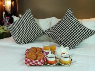 Sohotel Hong Kong - Phòng khách