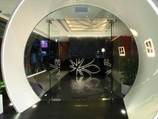 尚豪酒店 香港 - 入口