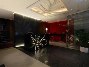 尚豪酒店 香港 - 接待處