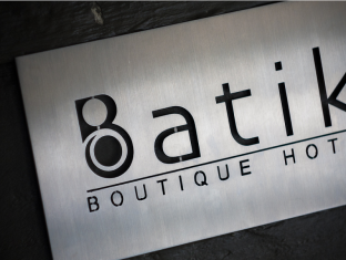 Batik Boutique Hotel Kuching - Entrance