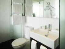 Art Series The Blackman Hotel: bathroom