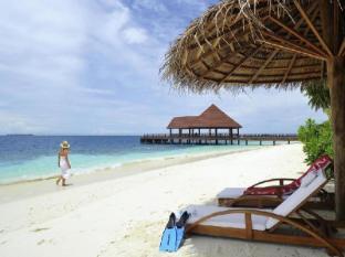 Robinson Club Maldives Maldives Islands - Jetty View from Beach side