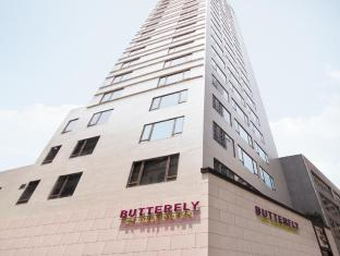 Butterfly on Wellington Boutique Hotel Hongkong - zunanjost hotela